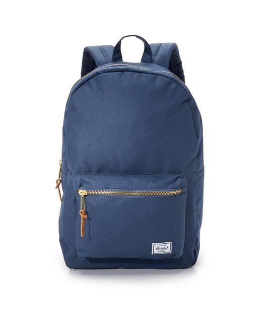 Herschel Supply Co. - Blue Settlement Backpack for Men - Lyst