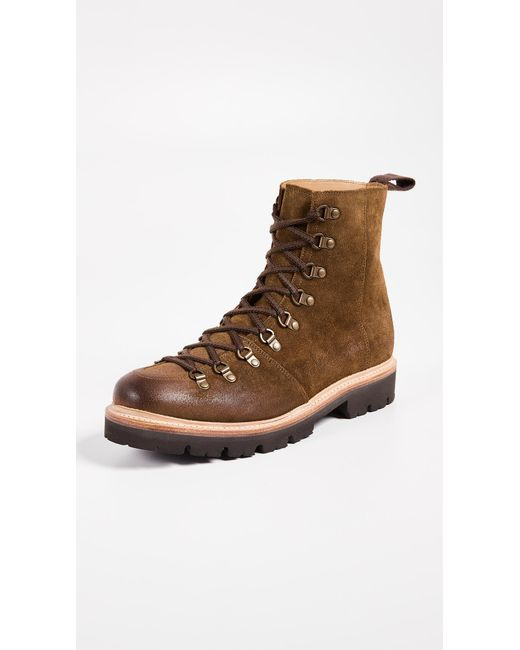 GRENSON - Brown Brady Boots for Men - Lyst