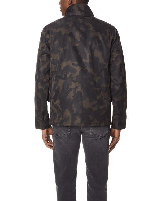 The Very Warm Camo M65 Jacket - Black Free Shipping Shopping Online Latest Collections Online Reliable Cheap Online JPDbr