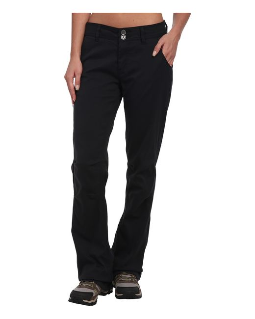 Prana Lined Halle Pant In Black Lyst