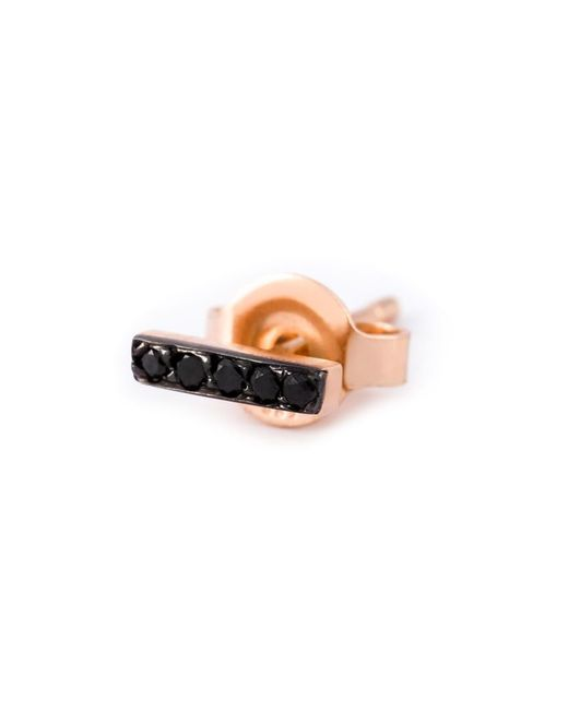 Selin Kent | Black 'charlotte' Diamond Earring | Lyst