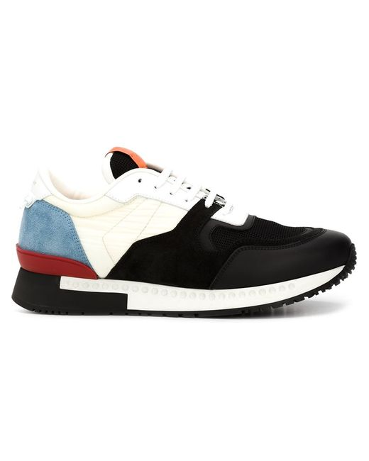 Givenchy Colour Block Sneakers In Multicolor For Men BLACK Lyst