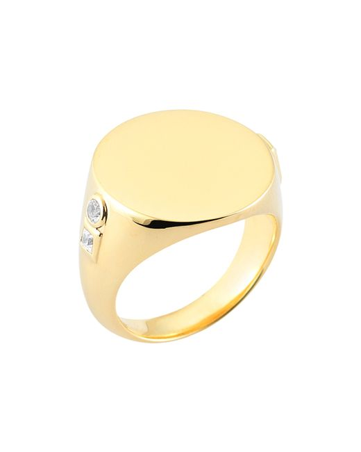 Elizabeth and James | Red Serra Signet Ring | Lyst