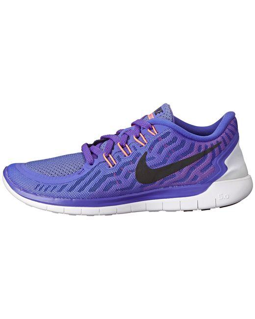 Nike | Purple Free 5.0 | Lyst
