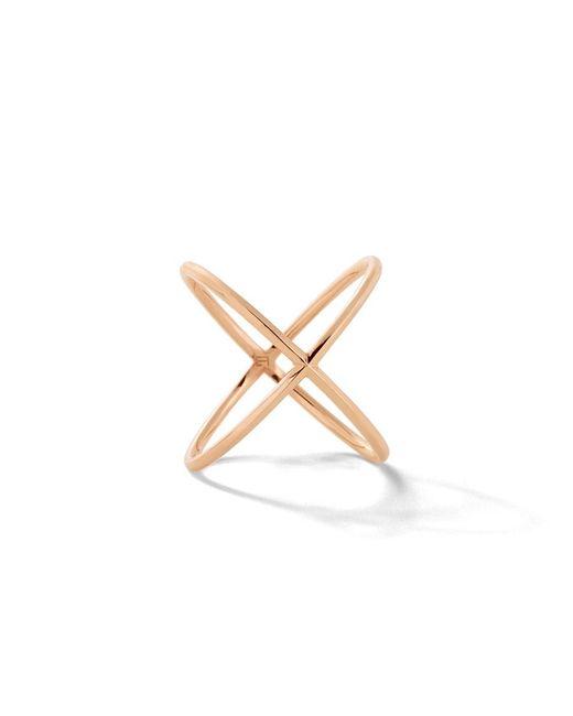 Eva Fehren | Pink X Ring | Lyst