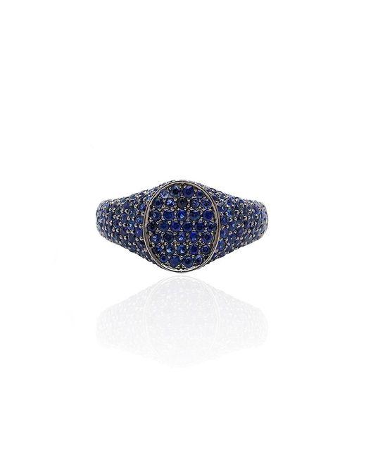 Colette - Blue Les Chevalières Ring - Lyst