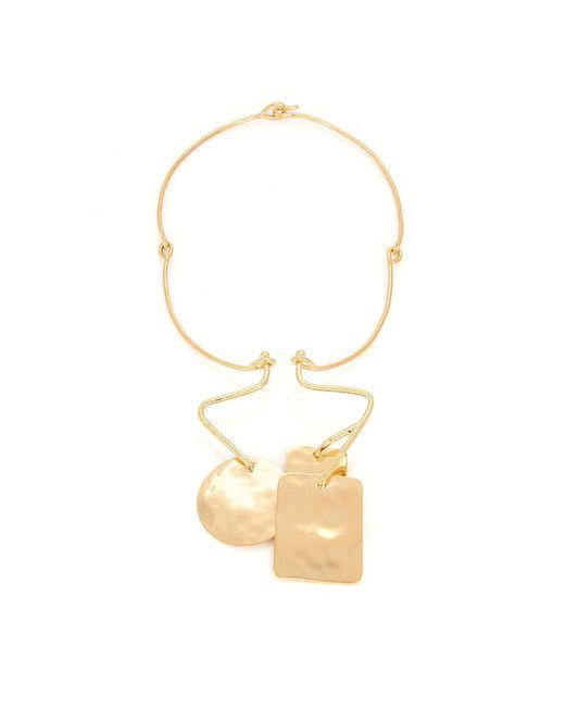 Aurelie Bidermann - Metallic Bird Garden Necklace - Lyst