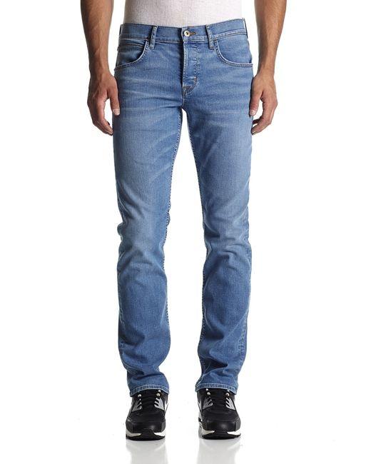Hudson Jeans   Blue Blake Slim Straight In Vortex for Men   Lyst