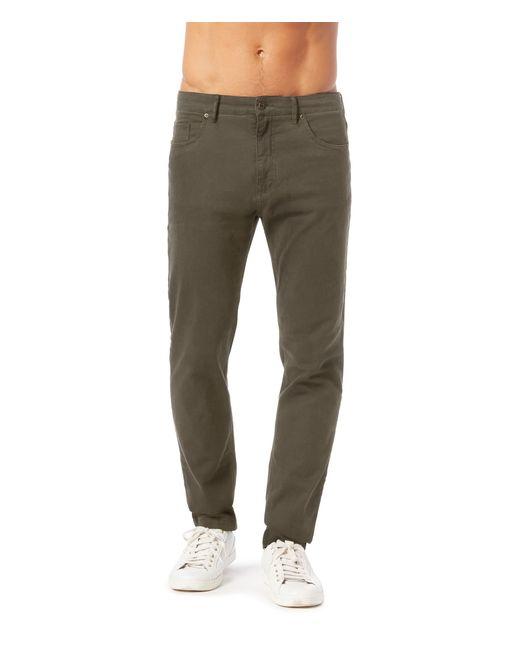 Michael Stars | Green Vintage Twill 5 Pocket Chinos for Men | Lyst