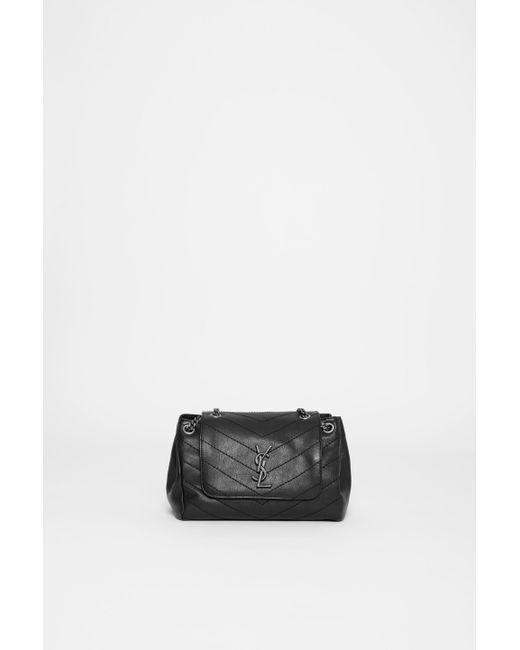 cd2a3f50c5 Saint Laurent - Black Small Nolita Bag - Lyst ...