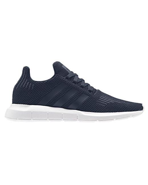 3fcbbc6d3 Adidas Originals - Blue Swift Run Casual Trainers for Men - Lyst ...