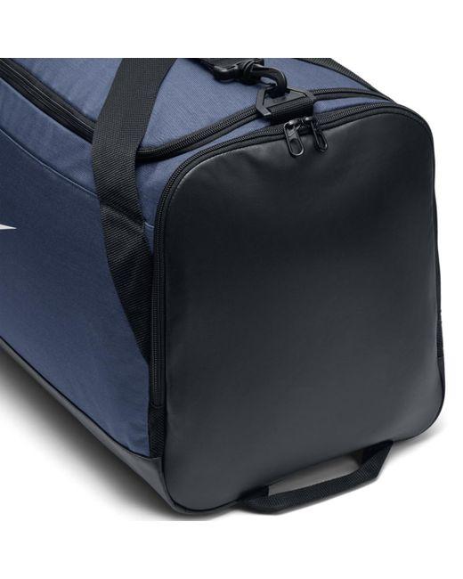 5989e33810 ... Nike - Blue Brasilia M Training Duffel Sports Bag for Men - Lyst ...