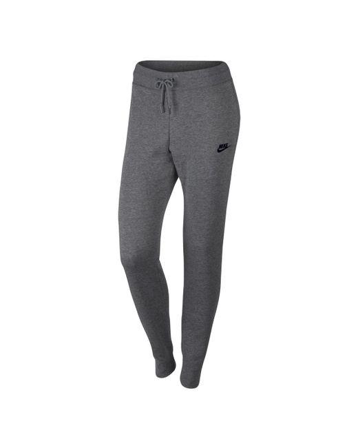 Nike   Gray Sportwear Modern Trousers for Men   Lyst