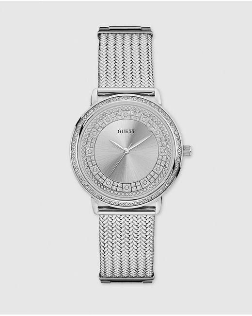 Guess   Metallic W0836l2 Willow Steel Watch   Lyst