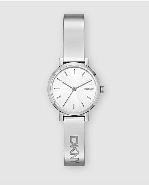 DKNY Metallic Ny2306 Soho Steel Watch