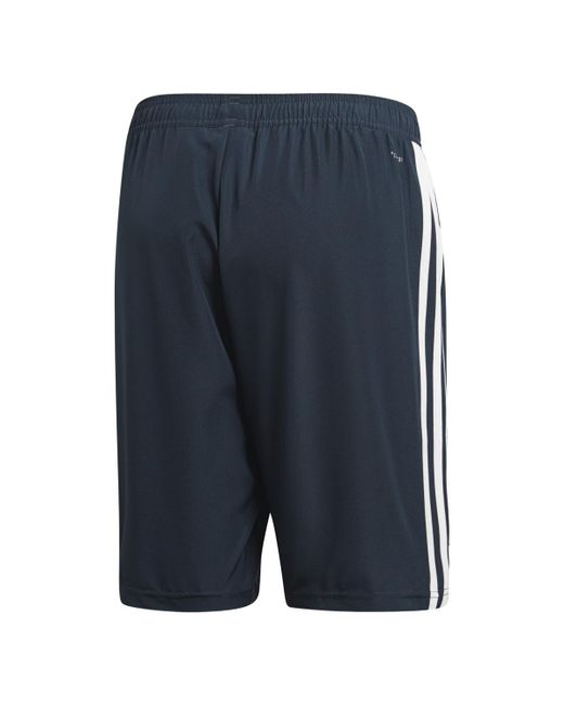0f8a5c92243c6 ... Adidas - Gray Real Madrid Cf 2018-2019 Woven Shorts for Men - Lyst ...