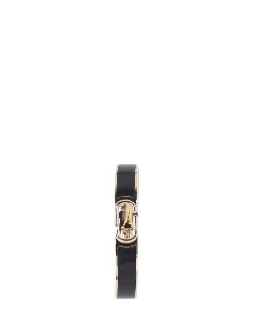 Marc Jacobs - Black Double J Hinge Cuffs - Lyst