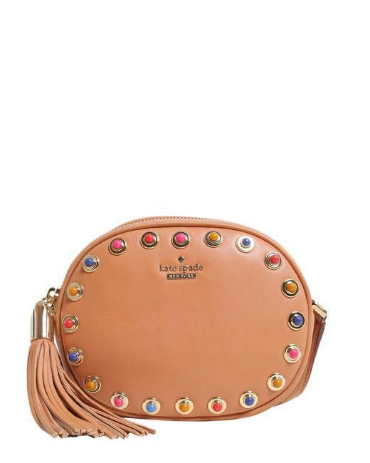 Kate Spade | Multicolor Canteen Devoe Street Tinley Leather Bag | Lyst
