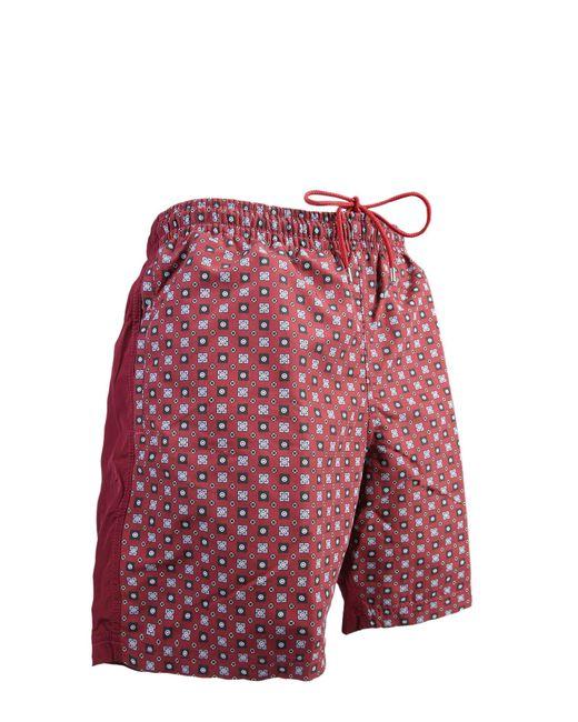 1e030a8a1f ... Alexander McQueen - Red Short Paisley Costume for Men - Lyst ...