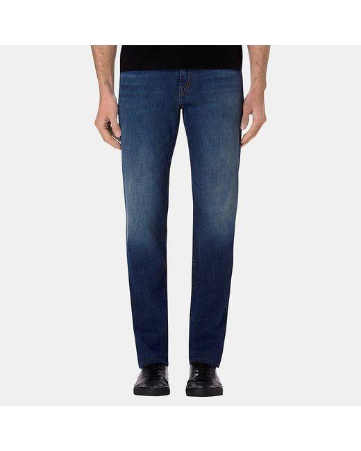J Brand - Blue Kane Straight Fit Jean In Helium for Men - Lyst