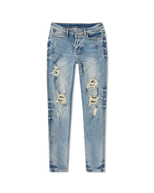 Ksubi   Blue Van Winkle Dynamite Skinny Jean for Men   Lyst