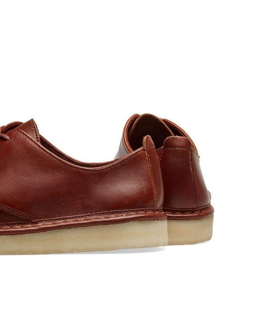 de359e74653 ... Clarks - Brown Walbridge Lace for Men - Lyst ...