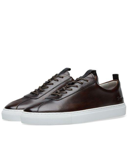 GRENSON - Brown Sneaker 1 for Men - Lyst