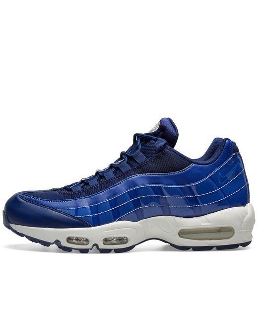 a99635c13a ... Nike - Blue Air Max 95 Se W - Lyst ...