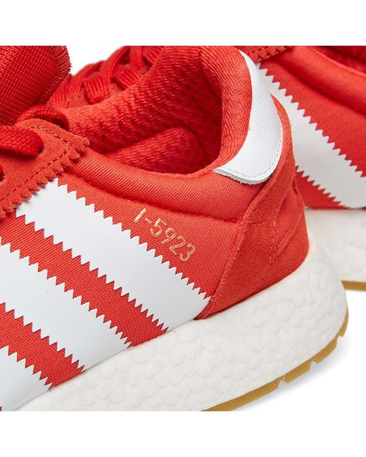 30abbac14db Lyst - adidas I-5923 in Red for Men - Save 70%
