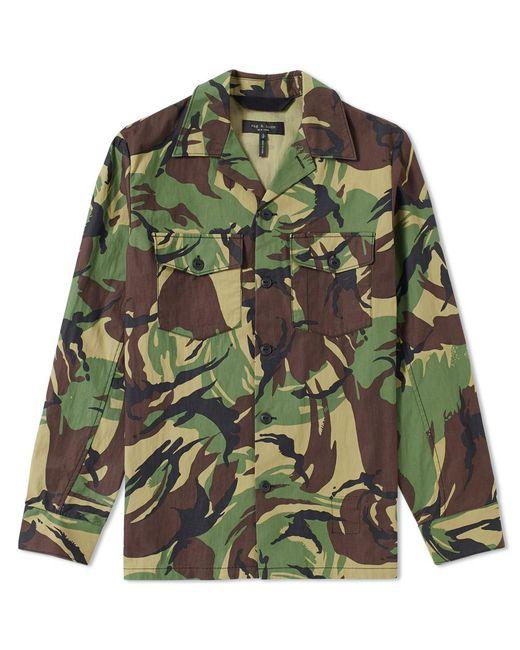 Rag & Bone - Green Heath Shirt Jacket for Men - Lyst