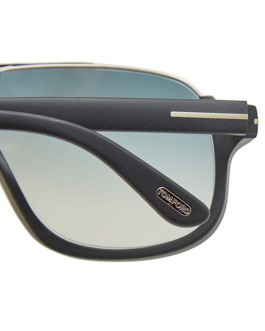913653a11c4 ... Tom Ford - Black Tom Ford Ft0335 Elliot Sunglasses for Men - Lyst ...