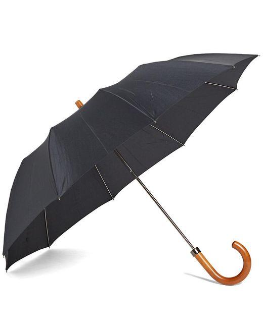 London Undercover - Black Maple Telescopic Umbrella - Lyst