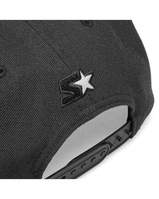 7e5078fb6e6 ... Marcelo Burlon - Black Starter Cruz Cap for Men - Lyst ...
