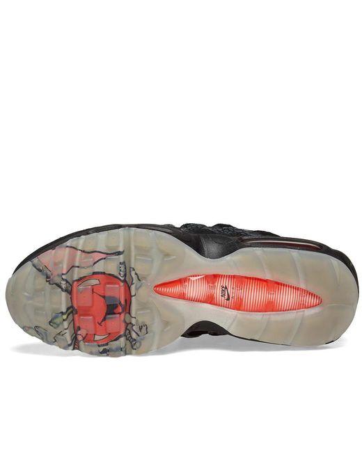 buy popular b4448 b27cd ... Nike - Black Air Max 95 We - Greatest Hits Pack for Men - Lyst ...