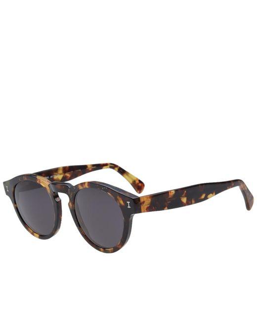 Illesteva - Brown Leonard Sunglasses - Lyst