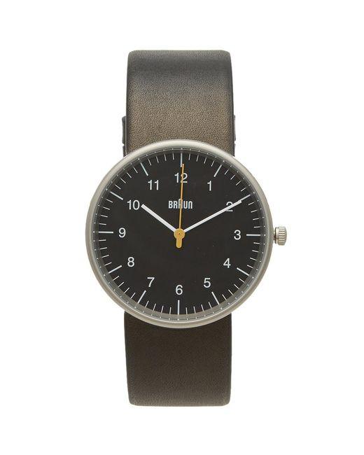 Braun - Black Bn0021 Watch for Men - Lyst