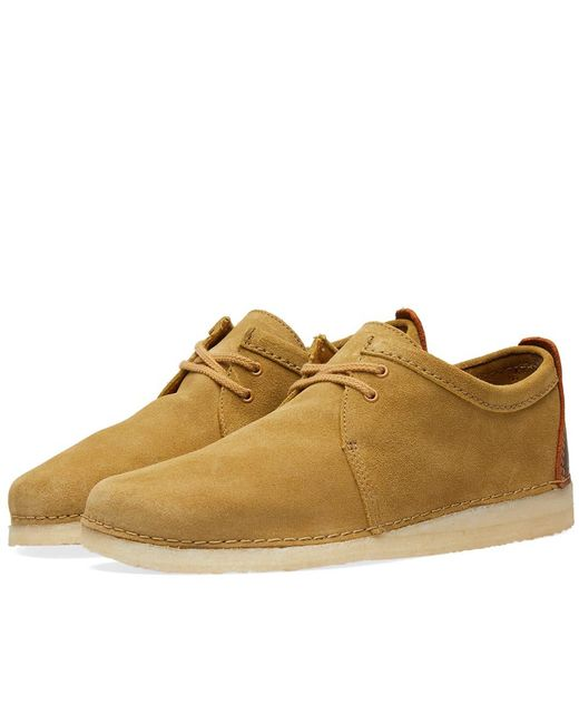 Clarks - Brown Ashton for Men - Lyst