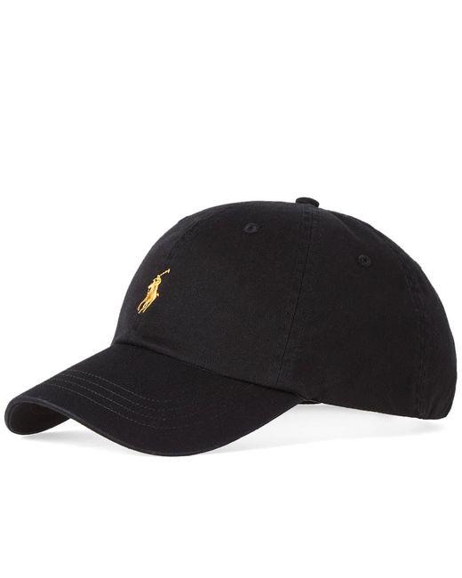 Polo Ralph Lauren   Black Classic Sport Cap for Men   Lyst