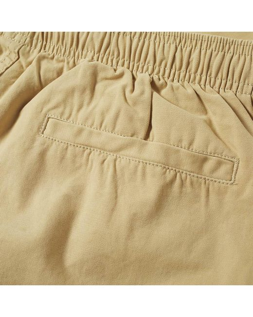 9097c055ee Stussy Brushed Beach Pant in Brown for Men - Save 37% - Lyst