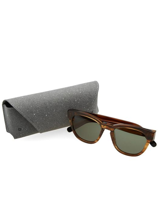 6d7d6bfde0b ... Dick Moby - Brown Cpt Sunglasses for Men - Lyst ...