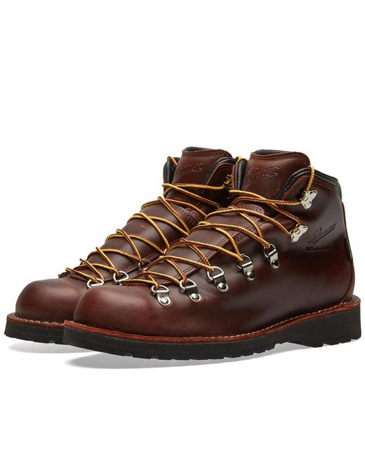 Lyst Danner Mountain Pass Boots In Brown For Men