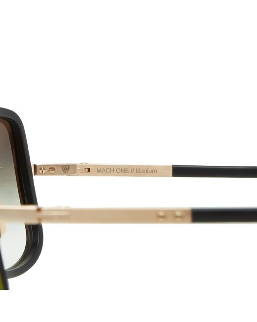 b2ad92f25ba1 ... Dita - Black Mach-one Sunglasses for Men - Lyst ...