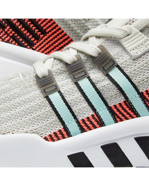 best website 4bdec 90cab ... best price adidas gray eqt support mid adv for men lyst e323a ed91f
