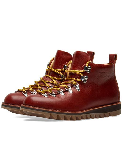 Fracap - Brown M120 Ripple Sole Scarponcino Boot for Men - Lyst