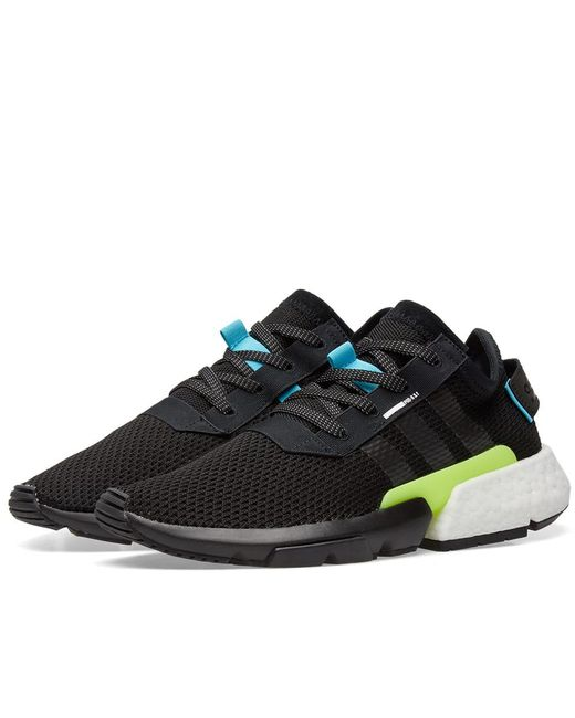 Adidas - Black Pod S3.1 for Men - Lyst