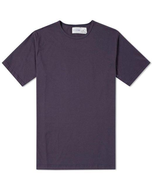 Comme des Garçons - Blue Comme Des Garcons Shirt X Sunspel Crew Tee for Men - Lyst