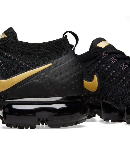 57fb132d6a1b ... Nike - Black Air Vapormax Flyknit 2 Sneakers - Lyst ...
