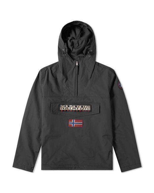 Napapijri - Black Rainforest Mens Winter Jacket for Men - Lyst