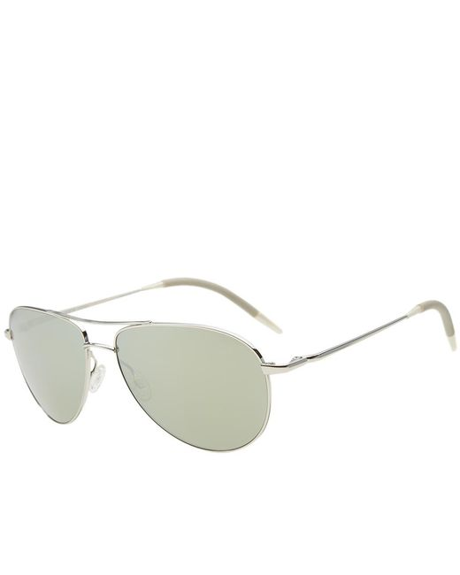 Oliver Peoples - Metallic Benedict Sunglasses for Men - Lyst