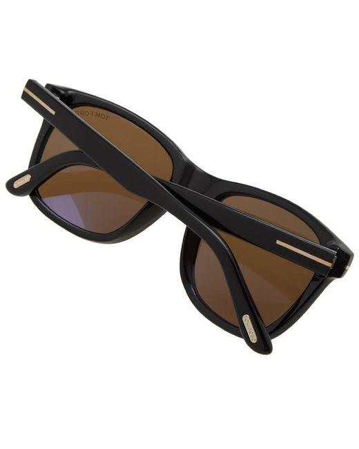 1e6143459ec ... Tom Ford - Black Tom Ford Ft0595 Eric Sunglasses for Men - Lyst ...